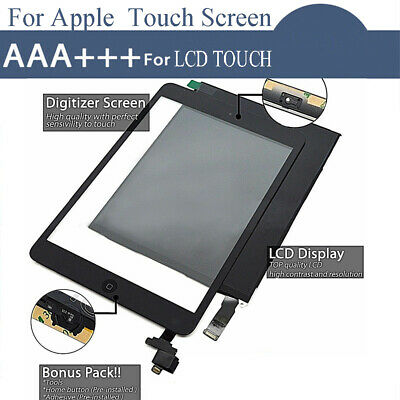 OEM Touch Screen Digitizer Replacement For Apple iPad 2 3 4 / Air mini 1 2 3