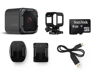 GoPro HERO5 Session HD Action Camera with Accessories CHDRB-501
