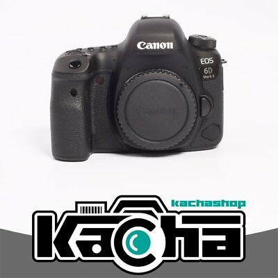 NUEVO Canon EOS 6D Mark II DSLR Camera with 24-70mm f/4L IS USM Lens Kit