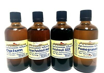 Opium Patchouli PURE Perfume Oil 100ml ALL Fragrance Uses SKIN BATHBOMB SOAP WAX