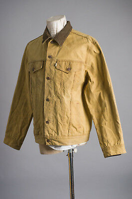 REAL VTG Levi X Filson Trucker Jacket Size X-Large Made in USA
