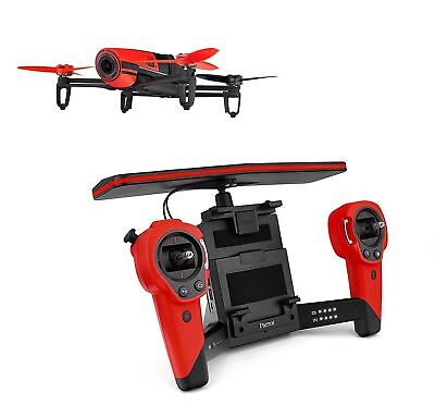 Parrot Bebop Drone Plus Skycontroller - RED New