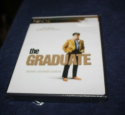 The Graduate dvd sealed Dustin Hoffman Anne Bancroft