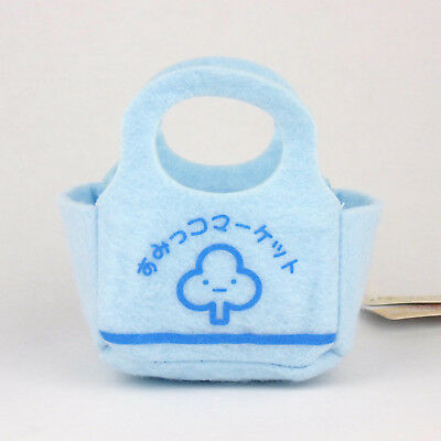 "San-X Sumikko Gurashi ""Fried Shrimp Tail's Errand"" Mini Plush Accessory (Bag)"