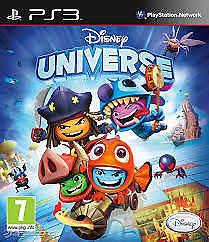 DISNEY UNIVERSE  Ps3 | Donwload | Leer Descripción Digital ( NO CD )