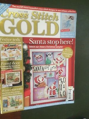 Cross Stitch GOLD Magazine Issue 35
