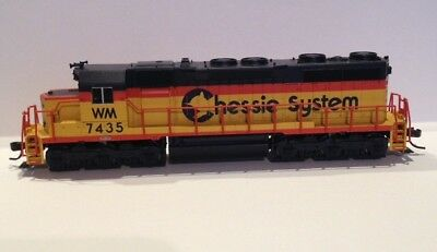 Atlas N Scale 40003718 SD35, Western Maryland Chessie System RD # 7435