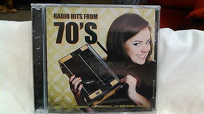 Rare Radio Hits From 70's NEW UK Import Various Artists                   cd2670