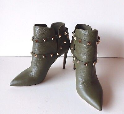83612384aa2 AUTHENTIC VALENTINO ROCKSTUD Knee high boots size 38 EU