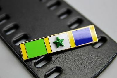 Commendation bar Citation US Police Green Star Meritorious Police Duty