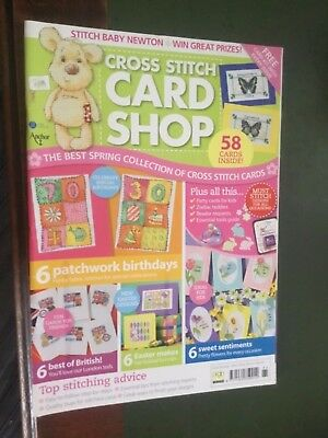 Cross stitch Card Shop Cross Stitch Magazine Issue 65
