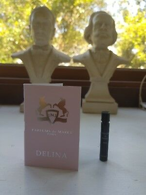 Parfums de Marly Delina Sample 2ml RARE GENUINE