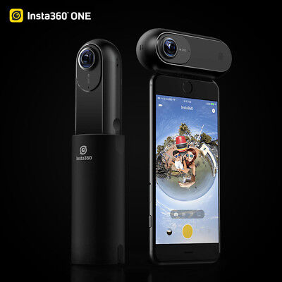 Insta360 One 360 degree VR Action Camera ( Black ) - For iPhones / iPads