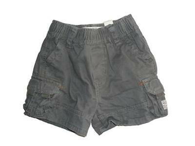 Size 6-9 months - Baby Boys The Childrens Place Green Khaki Shorts