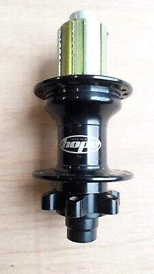 Hope Pro 2 Evo Rear hub, 32H comes with both 142 x 12mm Thru Axle & qr adapters