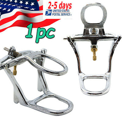 Dental Lab Articulator Chrome Plated Full High Arch DENTURE Adjustable Middle