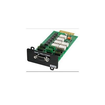 Eaton Management Card Contacts u Relay-MS Card USV-Anlagen Management