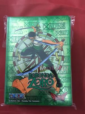 50pcs/Pack DECK PROTECTOR Card Sleeves 65mm*91mm One Piece Zoro as picture in