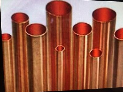 Copper Pipe Tubes 15mm , 22 mm
