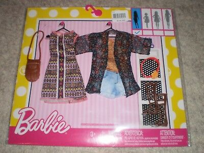 Barbie Fashion Two-Pack - New in Pack - #6 - Bohemian