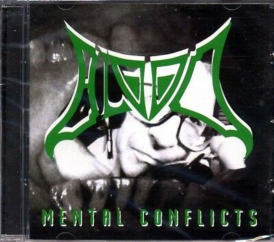 BLOOD - Mental Conflicts  CD    NEW & SEALED