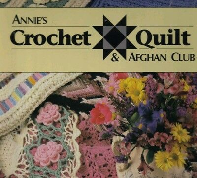 ~~Annie Attic Quilt Crochet Afghans on CD ROM~~Print as Needed~~