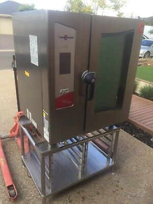 Commercial Convotherm Gas Easy Touch 10 Tray Combi Oven, Rational
