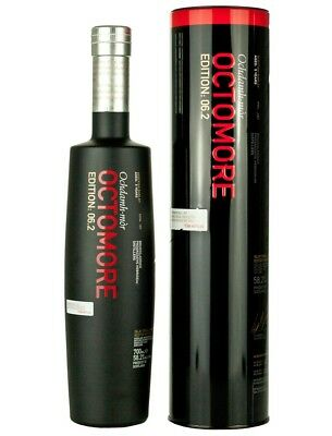 *** Octomore 6.2   (Very Peated whisky - Islay) ***