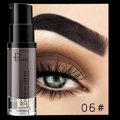 Waterproof Peel Off Eyebrow Tint Gel Kleancolor Eye Brow Tattoo