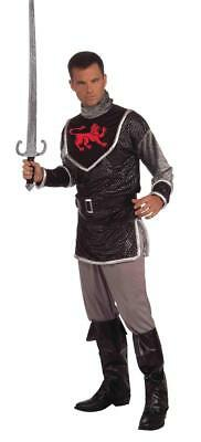 Medieval Knight Adult Male Costume One Size Fits Most