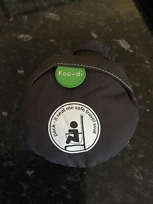 'Koo-di' Pack-It Seat Me Safe Travel Seat