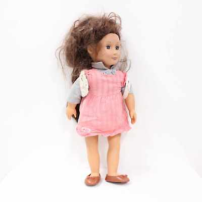 Our Generation 46cm Parker Doll by Battat Brown Hair #454