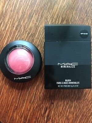 MAC COSMETICS Mineralize fard a joues Happy Go Rosy