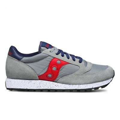 online retailer 0d9b8 d608a Chaussures Saucony Jazz Original Collection Été 2019 - S2044-516 Gris Rouge