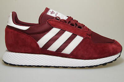 innovative design 86ab4 69ae5 Adidas Forest Grove rot CG5674 Sneaker Originals Männer