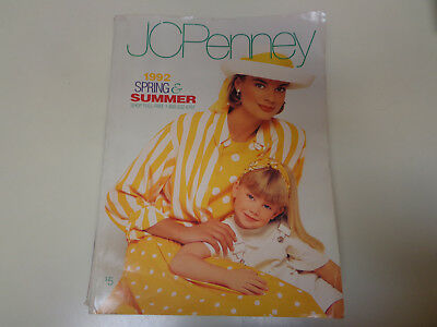 JC Penney Spring and Summer Catalog 1992 Clothes Fashions 1364 pages