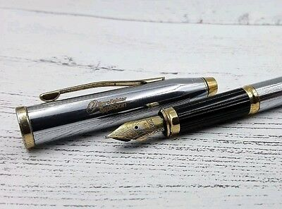Cross century II fountain pen Euro Fighter Typhoon presentation made in USA