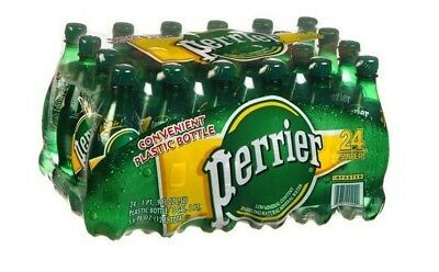 Perrier Sparkling Natural Mineral Water (16.9 oz. bottles, 24 pk.)*BEST PRICE*