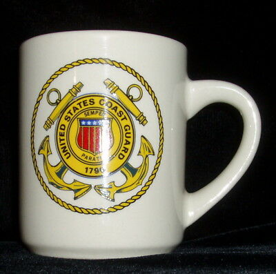 United States Coast Guard Ceramic Mug – Washington, D.C., Semper Paratus