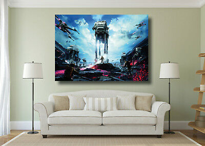 A0 A1 A2 A3 Maxi Star Wars Movie Large Poster Wall Art Print