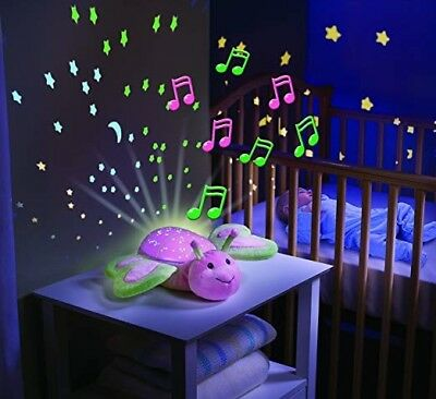 NEW Summer Infant Slumber Buddies, Butterfly Constellation Night Light