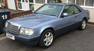 Mercedes 230ce Coupe FULL Service History