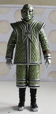 DOCTOR WHO 5 Inch Action Figure VOC Robot with Glowing Eyes, Robots of Death