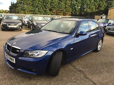 2007 BMW, 320 M-Sport, Manual, Petrol, Leather, July MOT
