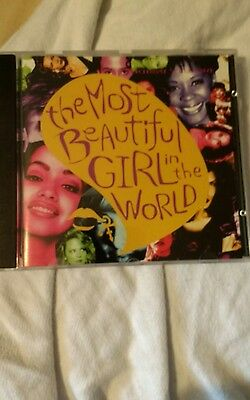 Prince The Most Beautiful Girl In The World   Cd    Picture Cd