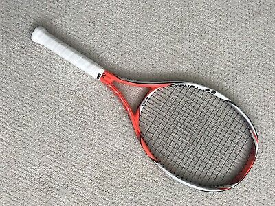 Nice Yonex VCore Si 100 16x20 4 1/2 grip Tennis Racquet. Used Handful Of Times.
