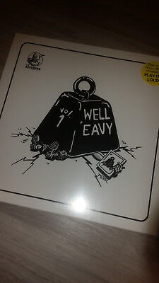 V/A WELL'EAVY - Vol.1  Compilation LP  BLACK