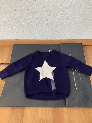 Tommy Hilfiger Baby Pullover Gr. 6-9 Monate - Neu -