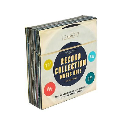 The Games Club Kids Record Collection Music Quiz