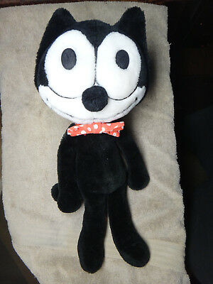 "Vintage 1982 Felix the Cat 15"" plush doll"